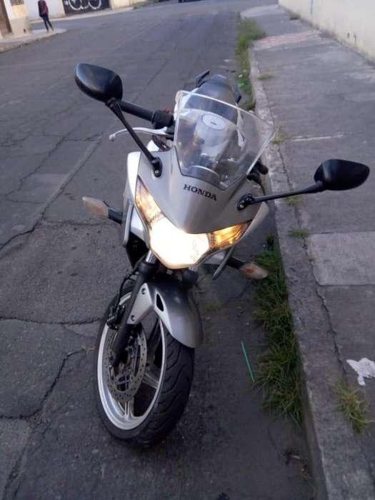 Flamante Honda Cbr250 Año 2013 Dueño