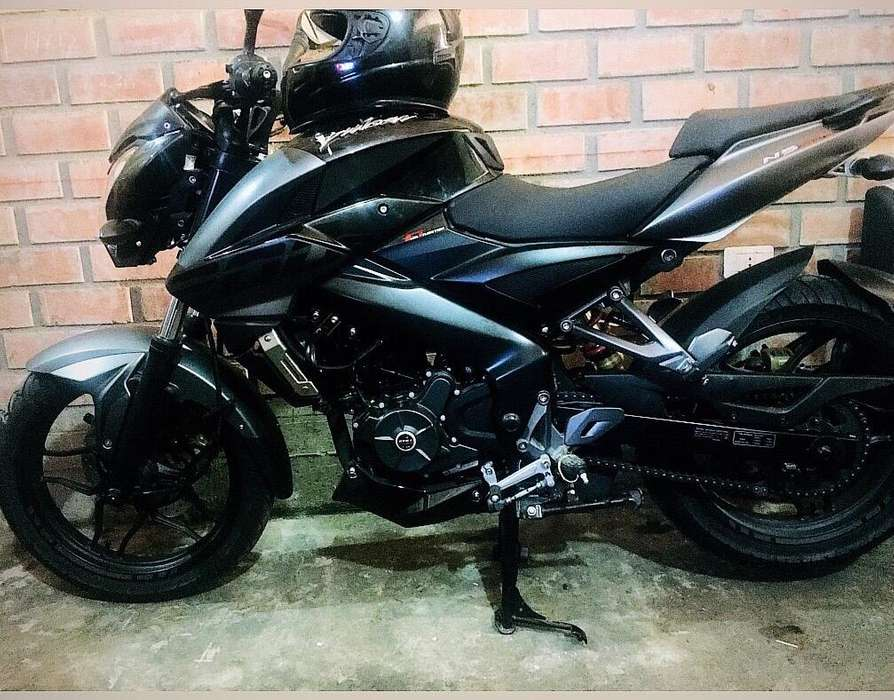 Moto Pulsa Ns 200