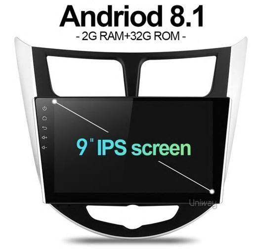 Radio Android Hyundai Accent