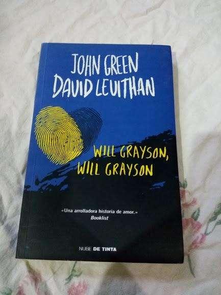 Will Grayson John Green LIBRO