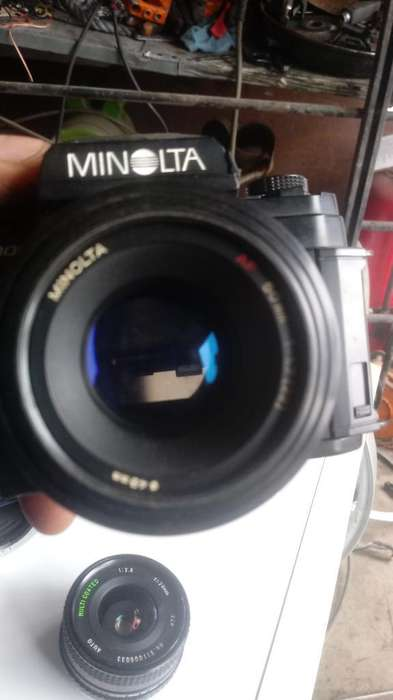 Camara Fotografica Minolta Y Olympus
