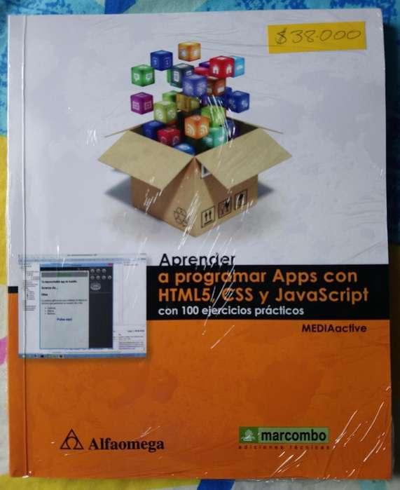 Programar Apps Html5 Css Javascript