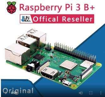 Raspberry pi 3 Modelo B pi3