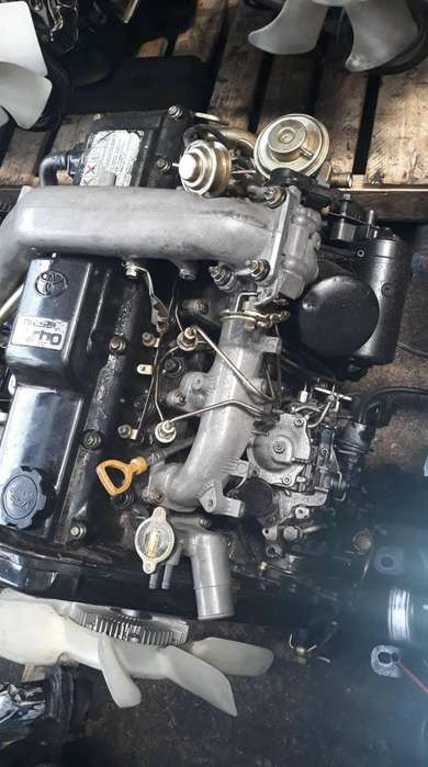 MOTOR DIESEL // 1KZ <strong>toyota</strong>