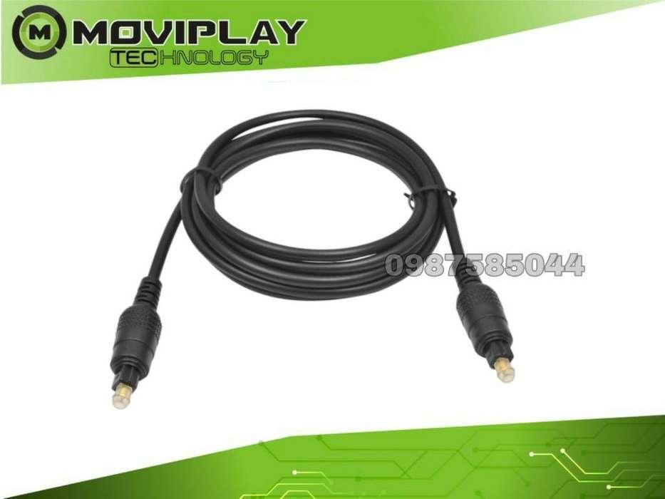 Cable de Audio Óptico 3 Metros