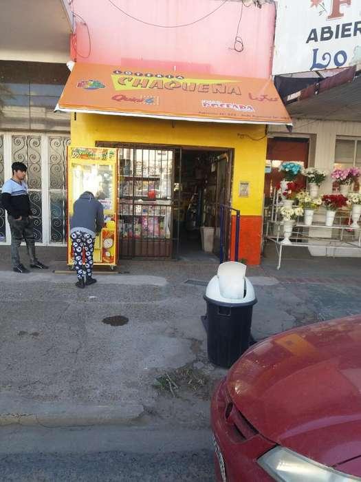 Comercio con Quiniela sobre Avenida 9 de