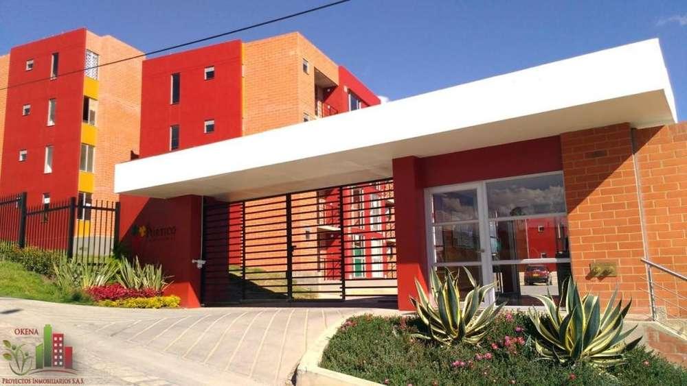 Apartamento Campestre En Venta La Calera En Conjunto Cerrado El Pórtico