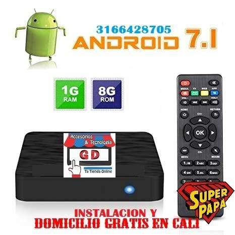 CONVIERTA SU TV EN SMART TV