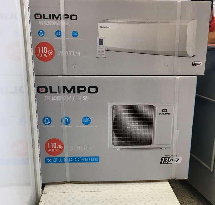 Aire Mini Split Olimpo 12000Btu 110 V