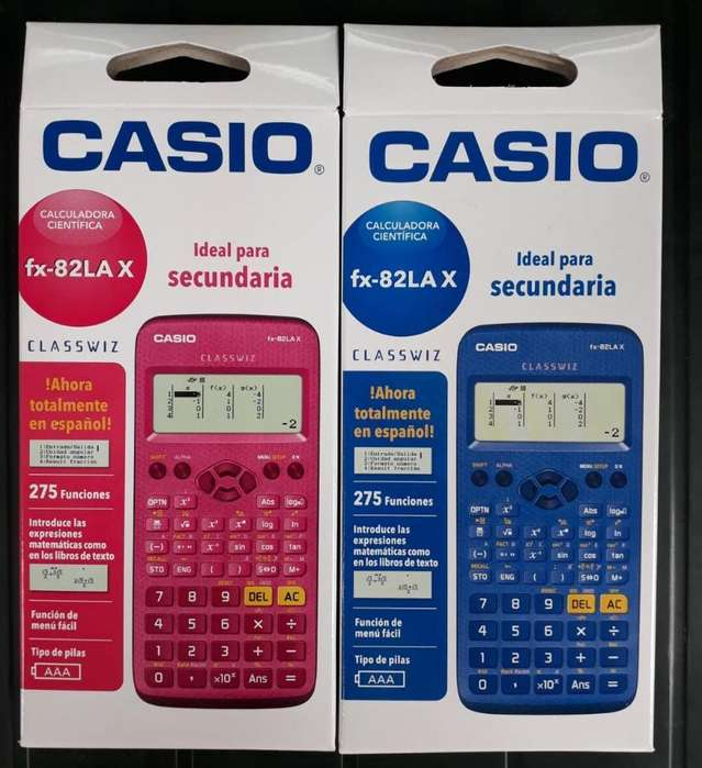 <strong>calculadora</strong>s Casio Originales