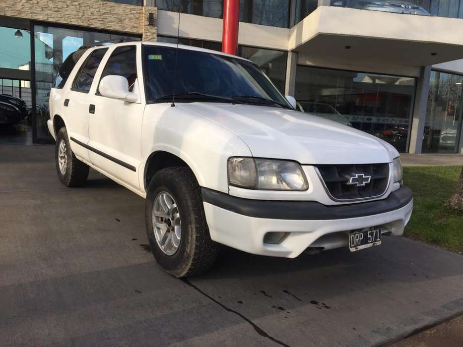 Chevrolet Blazer 2001 - 190000 km