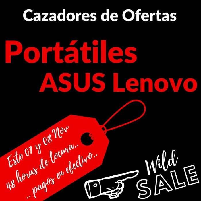 Blackfriday Pc City Lenovo & Asus