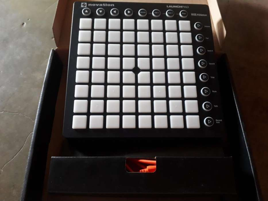 Launchpad Novation Nuevo