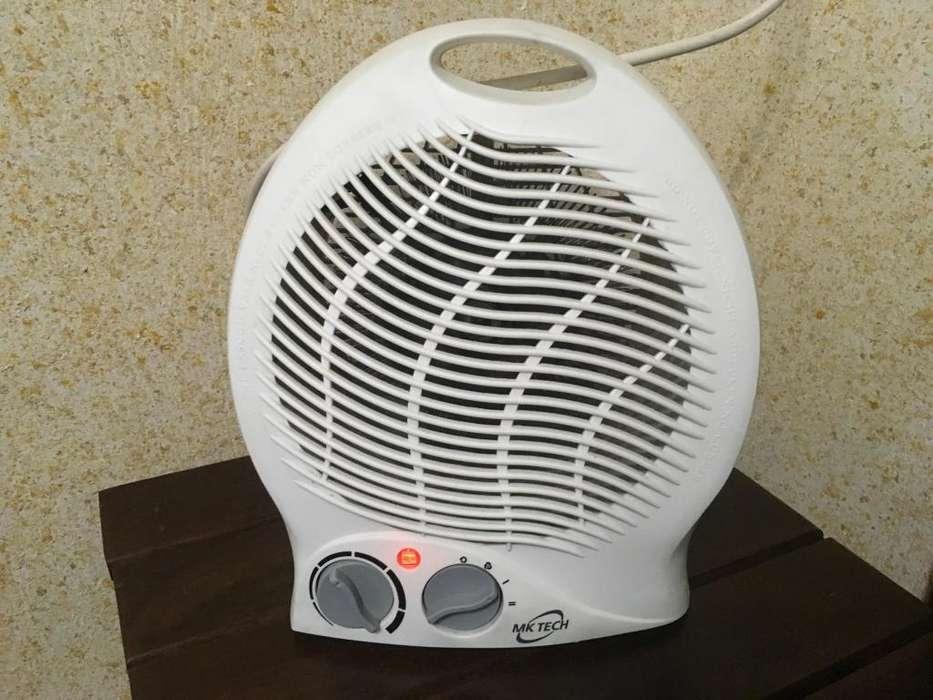 calefactor 2000 W Funcionando ( Codigo 604 )