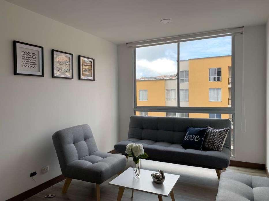 Apartamento 2 alcobas Amoblado La Carola Manizales - wasi_1015217