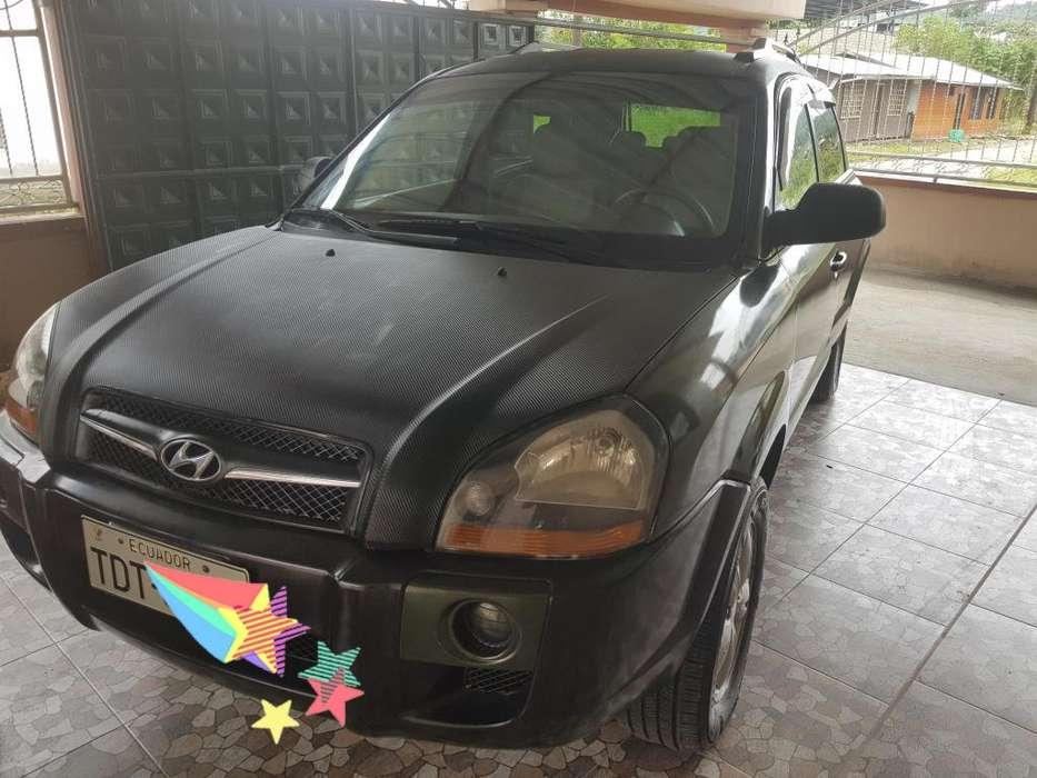 Hyundai Tucson 2009 - 170400 km