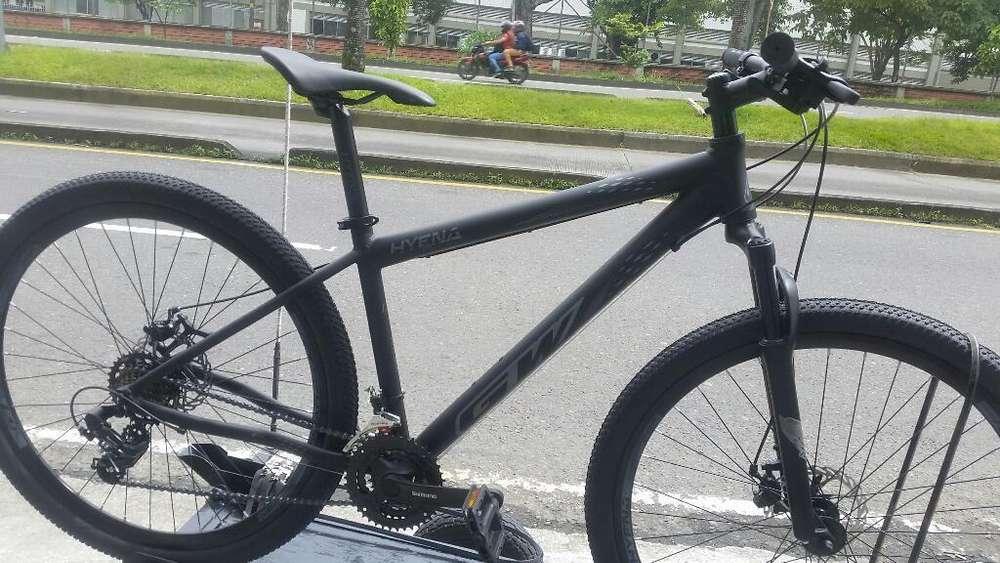 Bicicleta Gw Hyena 29 T:m 7v Freno Mec