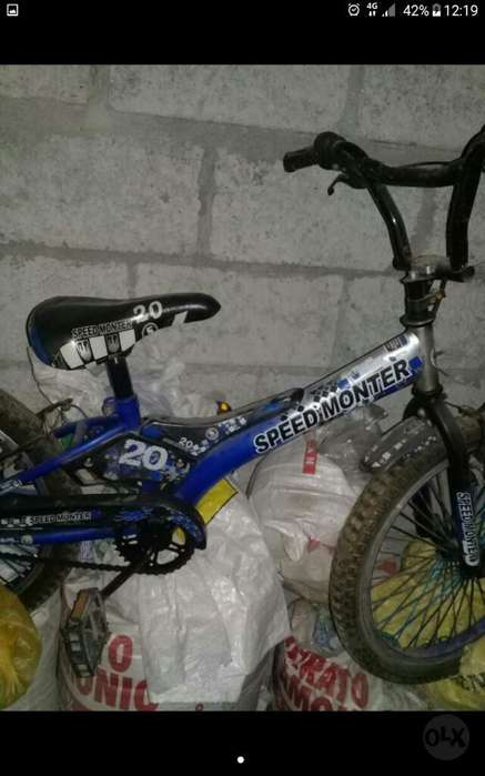 Bicicleta Aro 20 en Buen Estado