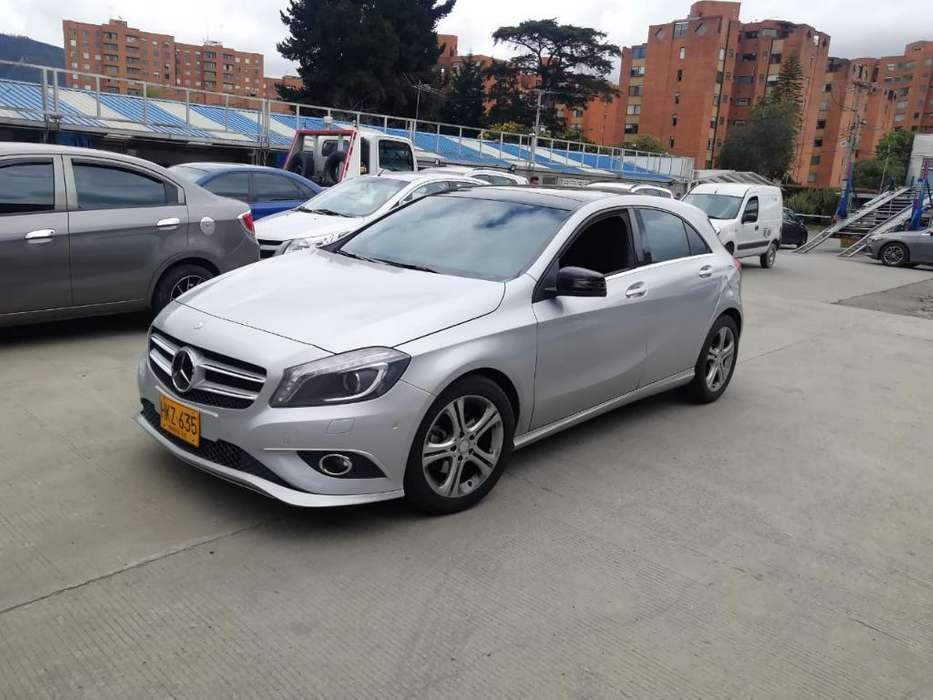 <strong>mercedes</strong>-Benz Clase A 2014 - 33456 km