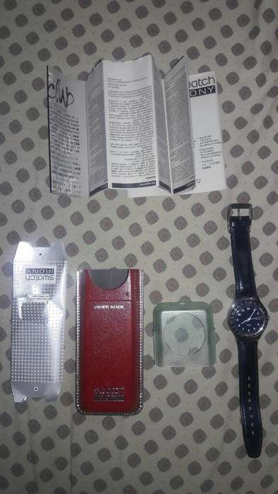 Reloj Swatch Irony <strong>swiss</strong>