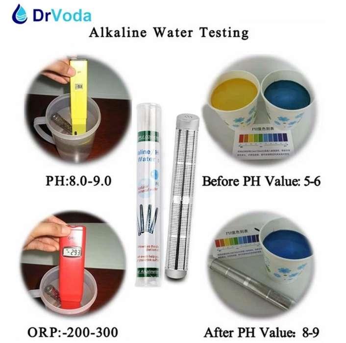 Salud Filtro de Agua Ph