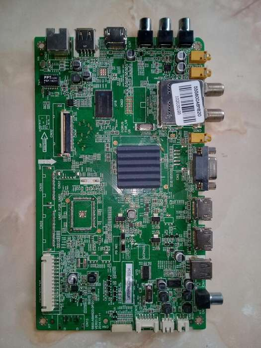 Placa Main Tonomac To-55-4491-smart