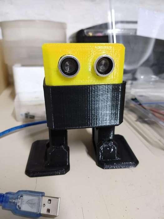 Robot Otto Dy Didactico