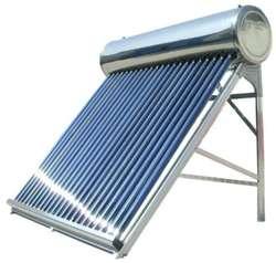Oferta Termotanque Solar Acero Inox