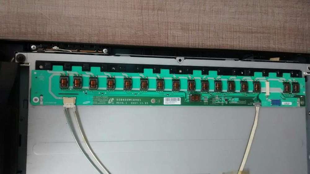 Tarjeta Balasto Tv Samsung Ln40a550p3r