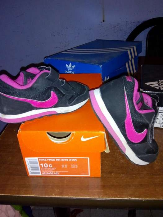 Nike en Buen Estado para Nena