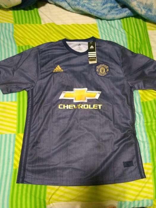 Camisa Manchestee United Xl