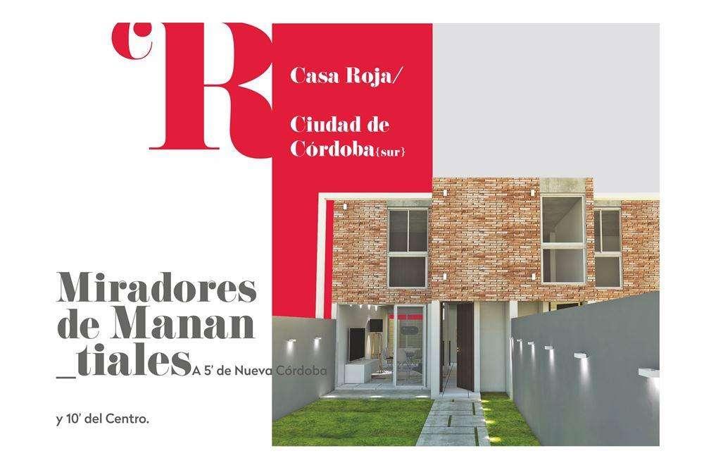 DUPLEX 125 m2 - MIRADORES DE MANANTIALES - CÓRDOBA