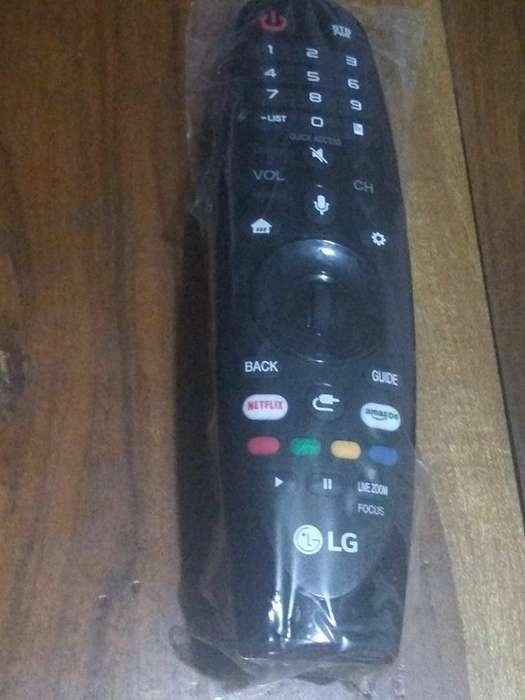 Control Mágico nuevo para TV Smarth LG