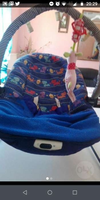 Buen Estado ,con Pilas Vibra para Bebes