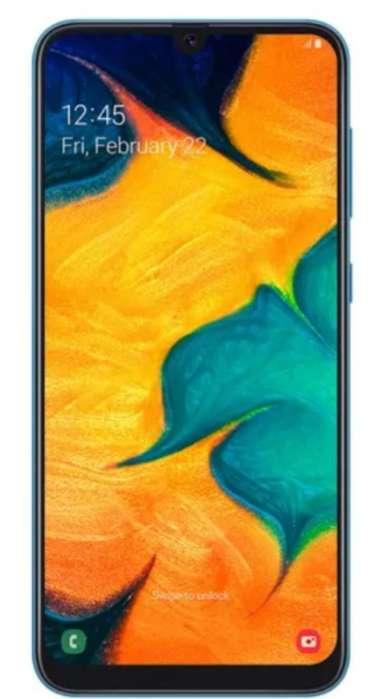 Samsung Galaxy A30 64 G Y 4 R. Sellado
