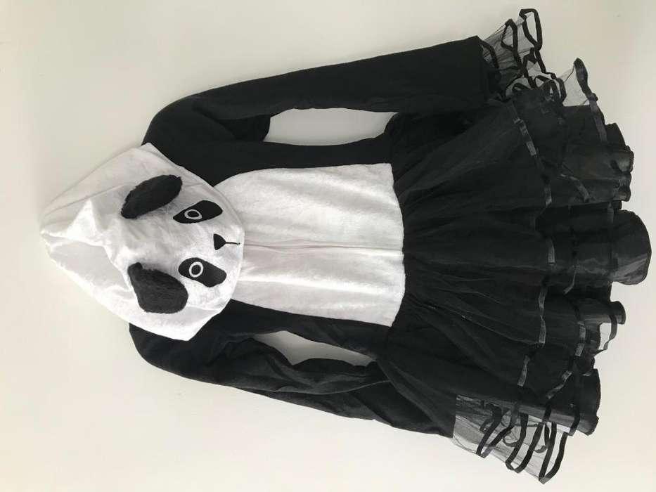 Disfraz de oso Panda para niña!!!