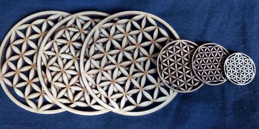 Geometría Sagrada Flor