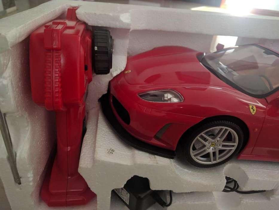 Carro a Bateria Ferrari Spider Original