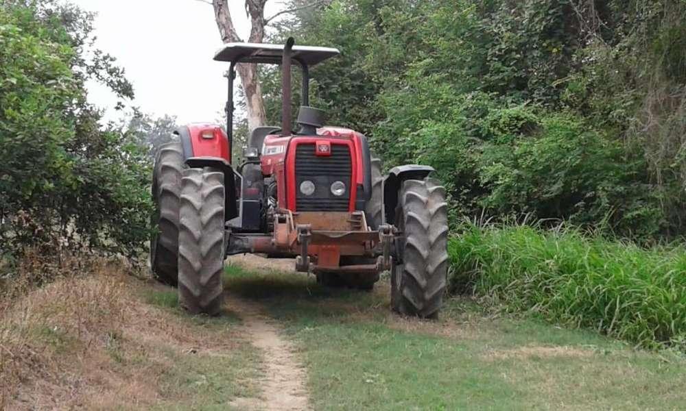 tractor Massey Ferguson 299