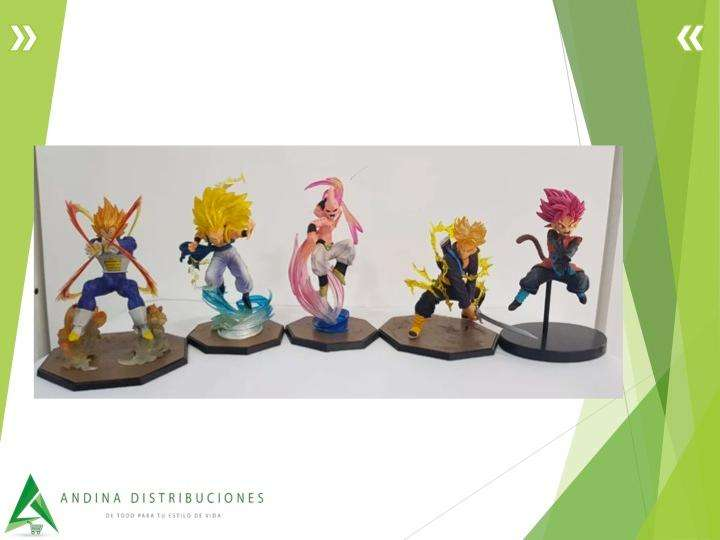 Goku Muñecos Dragon Ball Z Originales 18cm Aproximados