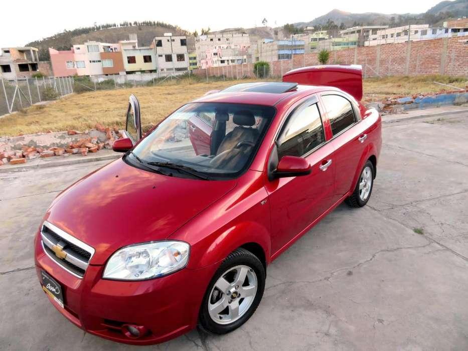 Chevrolet Aveo 2019 - 22356 km