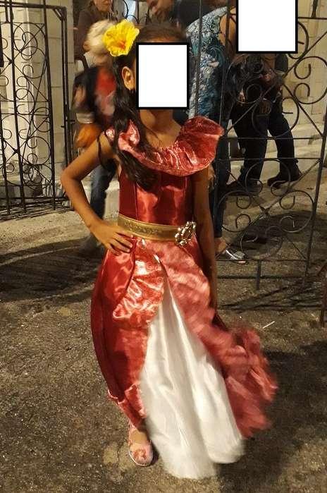Disfraz de Princesa Elena de Avalor como nuevo