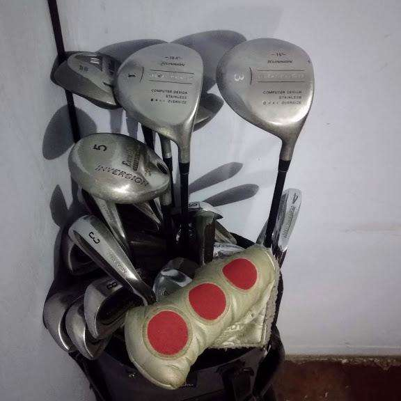 Palos de <strong>golf</strong>(Remate)