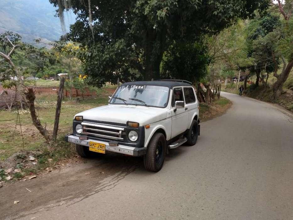 Lada 2121 1981 - 1000 km