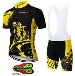 Uniforme de Ciclismo X-CQREG - ENVÍO GRATIS