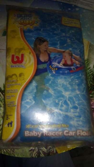 Remato Flotador de bebe para piscina o playa