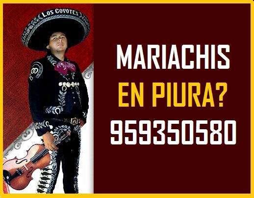 Mariachis Economicos en Piura? Wp: 959350580