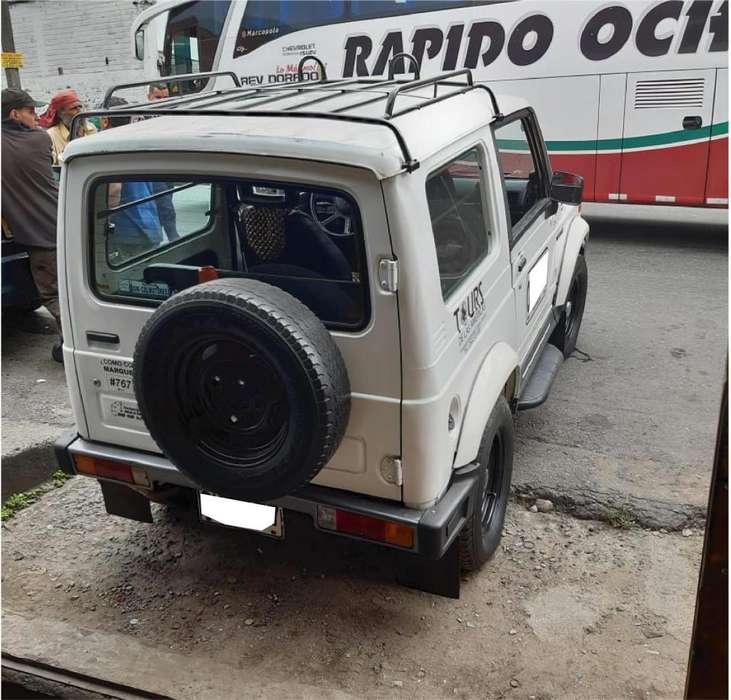 Chevrolet SAMURAI 1996