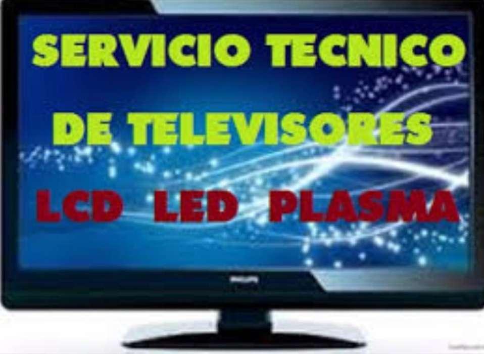 Tecnico Reparación a Domicilio de Tv Led