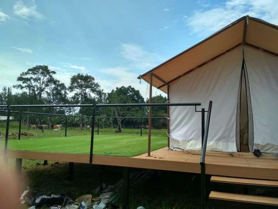 GLAMPING, fabrica especializada en cabañas. ideales para hospedajes turisticos por su alta rentabilidad,